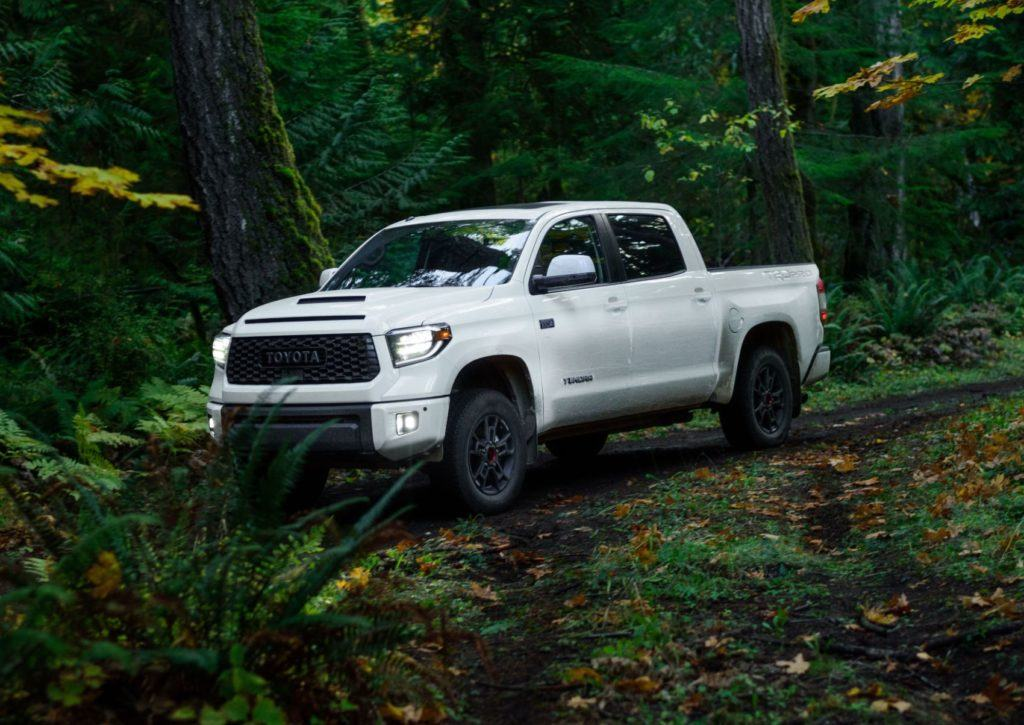 2020 Toyota Tundra TRD Pro 1