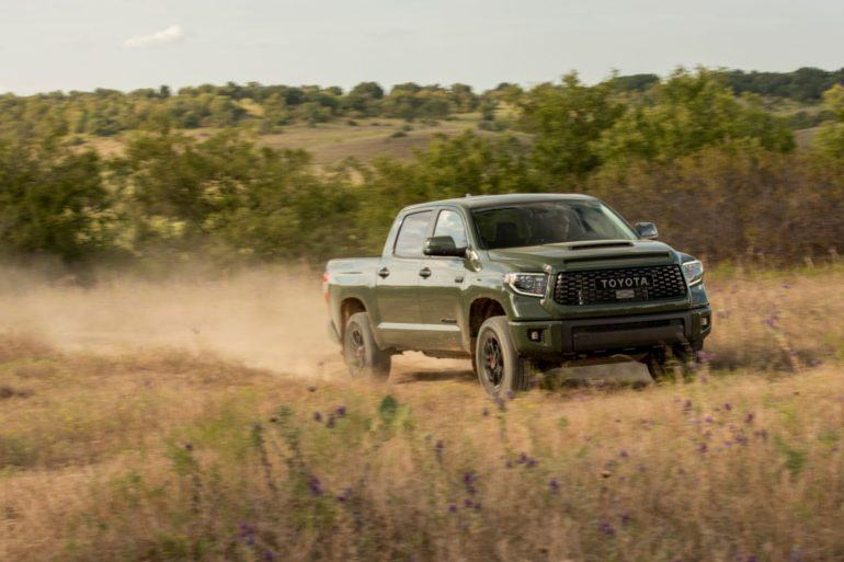 2020 Toyota Tundra TRD Pro Review: Nice But Not The Best Truck Today 23