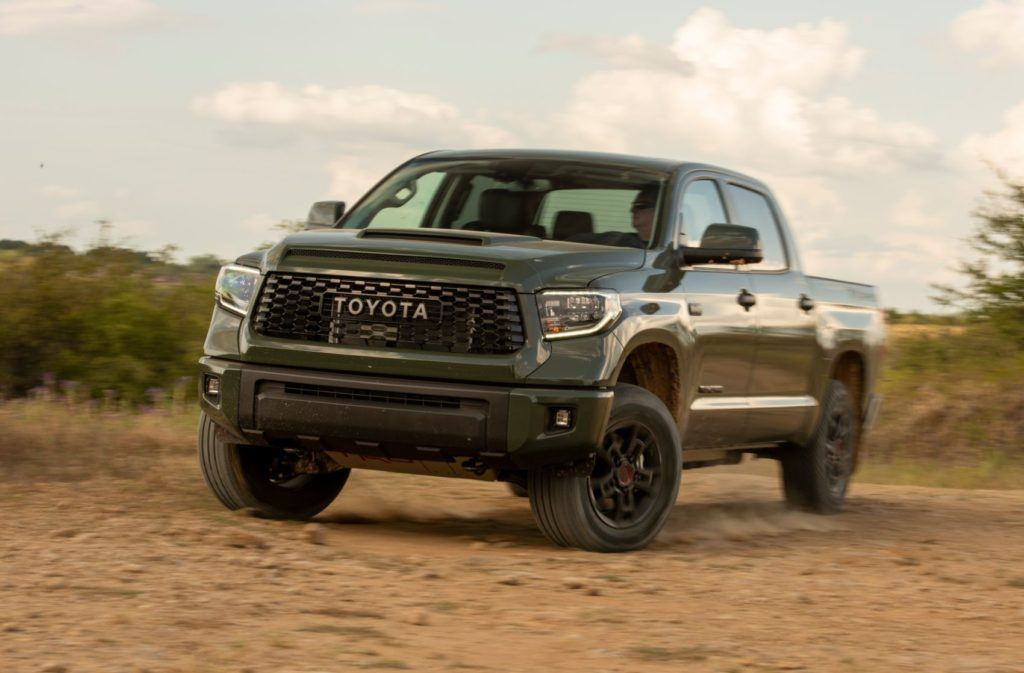 2020 Toyota Tundra TRD Pro Review: Nice But Not The Best Truck Today 18