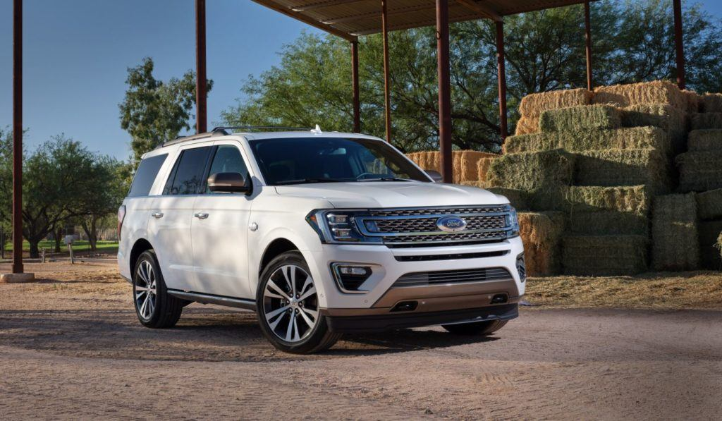 Ford Expedition: Here's What's New For 2020