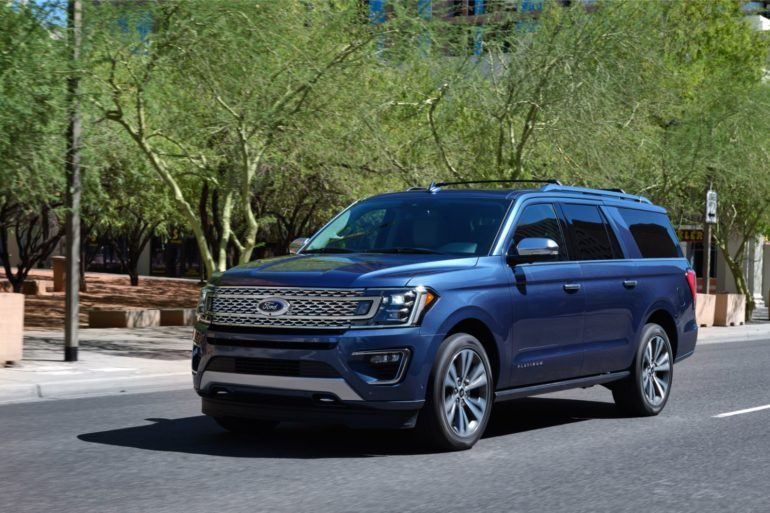 Ford Expedition: Here's What's New For 2020 22