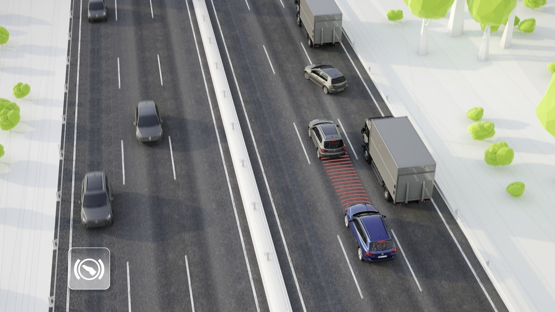 Adaptive Cruise Control: What It Is & How It Works