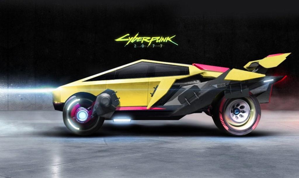Cybertruck 2077
