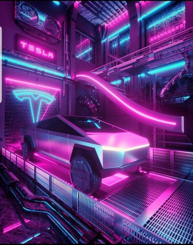Cybertruck Outrun