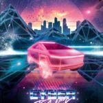Maximum Outrun Tesla Cybertruck poster