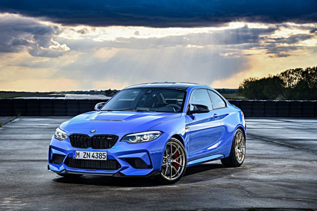 2020 bmw m2 cs: small but potent performance car