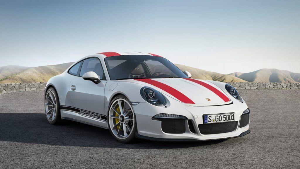2019 Porsche 911 R