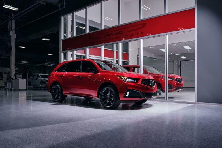 2020 Acura MDX PMC Edition 1
