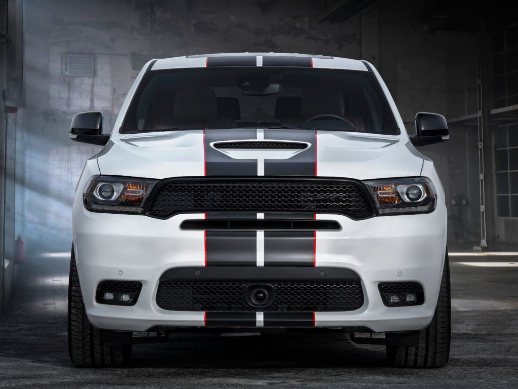 No Dad Bods! 2020 Dodge Durango SRT Gets New Appearance Package 16