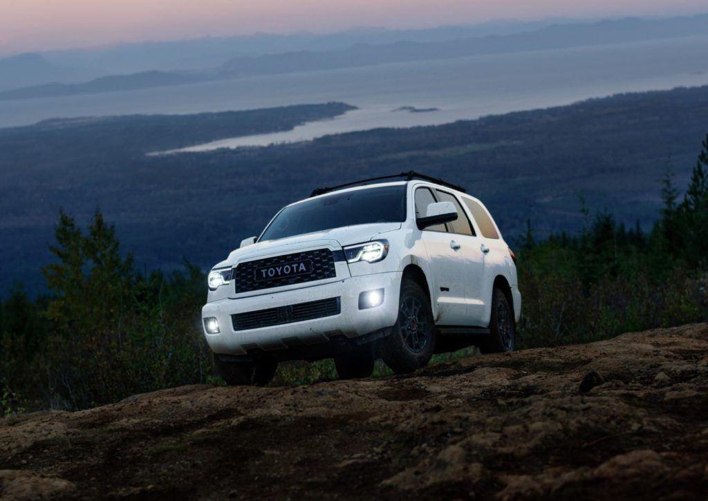 2020 Toyota Sequoia TRD Pro 10