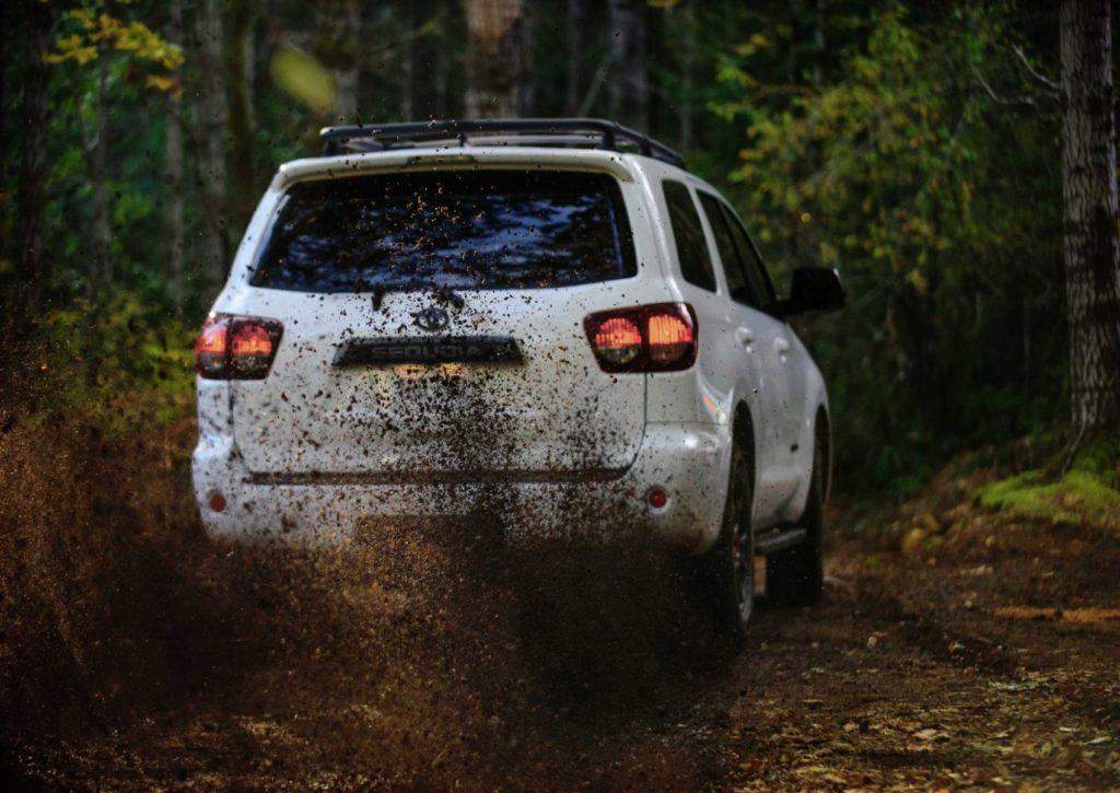 2020 Toyota Sequoia TRD Pro 11