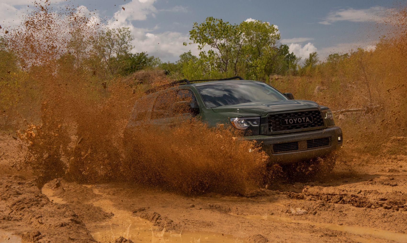 2020 Toyota Sequoia TRD Pro 20