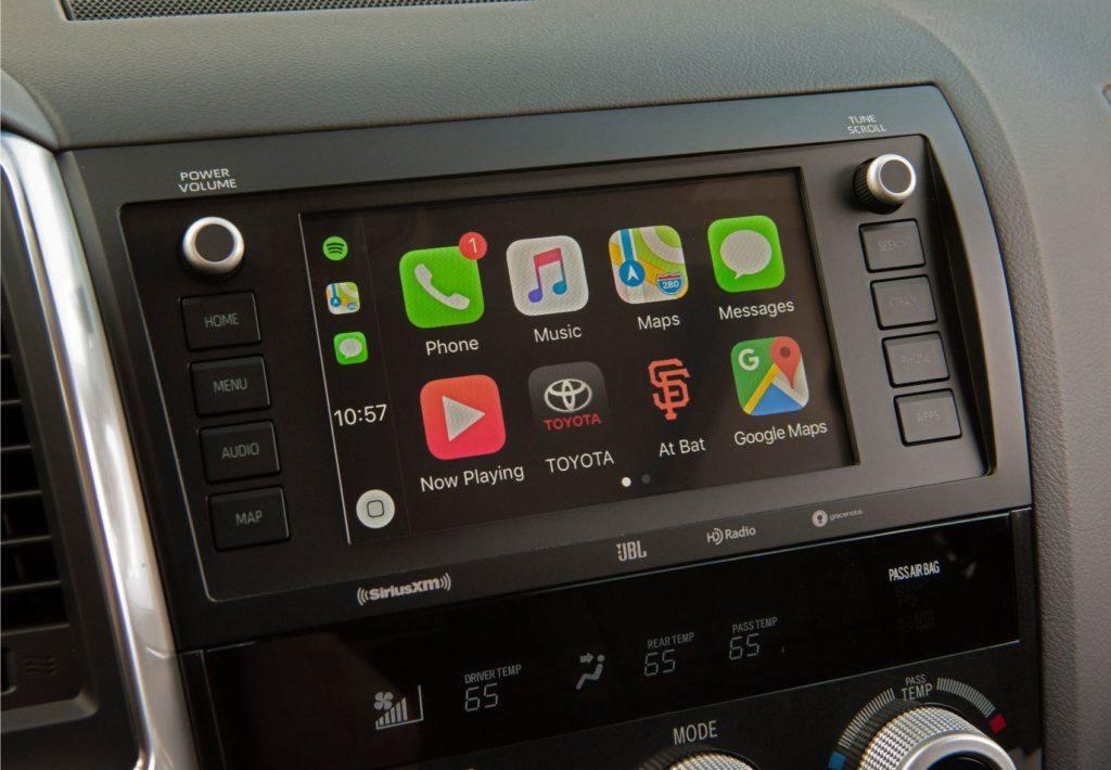2020 Toyota Sequoia TRD Pro 22
