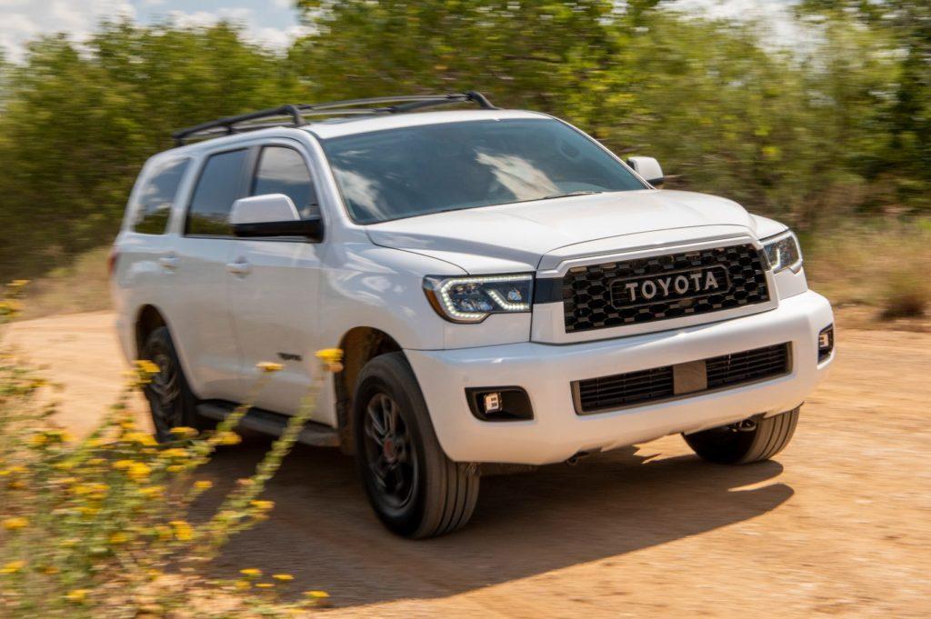 2020 Toyota Sequoia TRD Pro 5