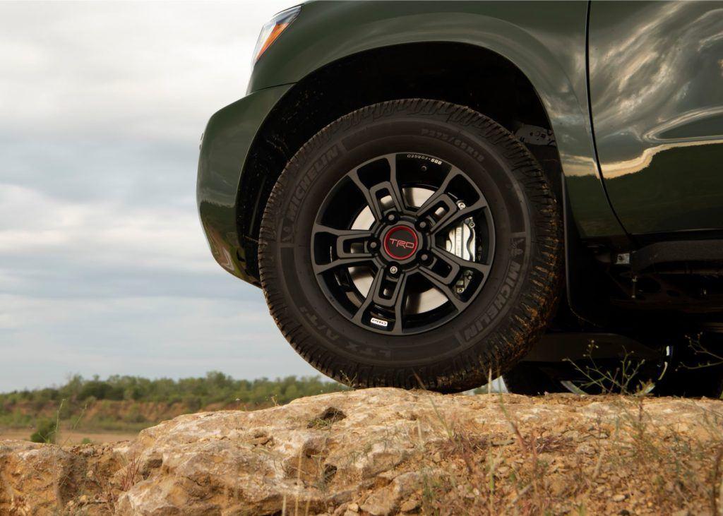 2020 Toyota Sequoia TRD Pro 6