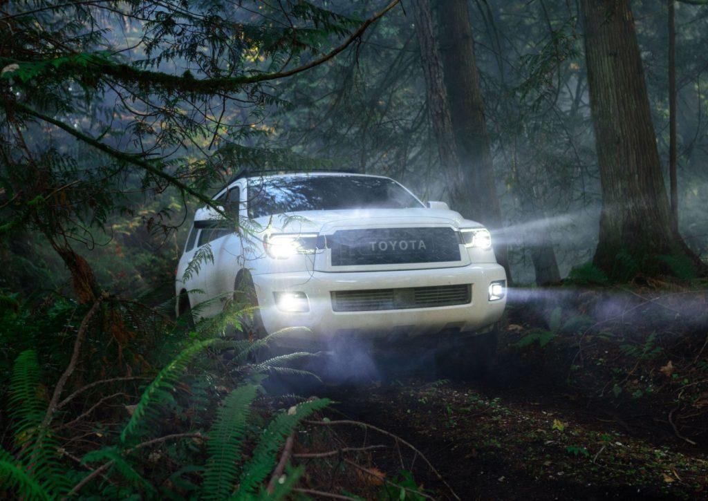 2020 Toyota Sequoia TRD Pro 9