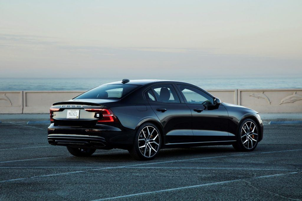 2020 Volvo S60 Polestar Engineered.
