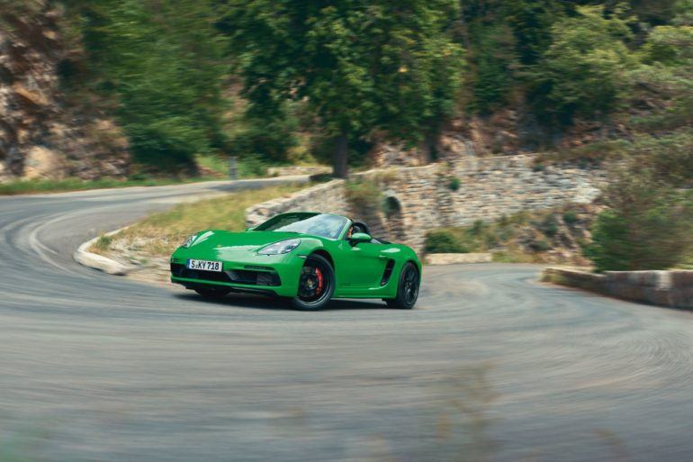 718 Boxster GTS 4.0 2