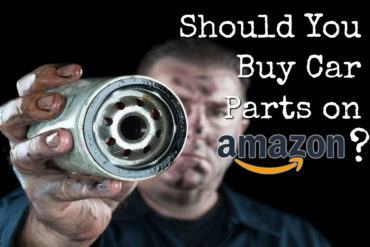 Amazon Car Parts hero