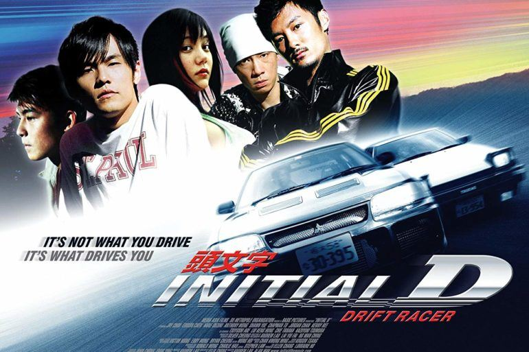 Initial D Tells Familiar Story But It's Great To Watch! 25