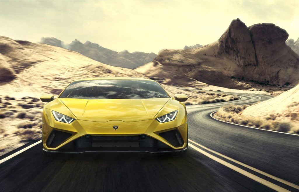 Lamborghini Huracán EVO RWD: New Breed For This Italian Job 26