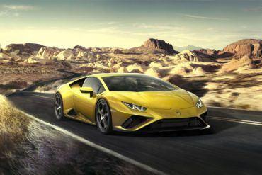 Lamborghini Huracán EVO RWD: New Breed For This Italian Job 16