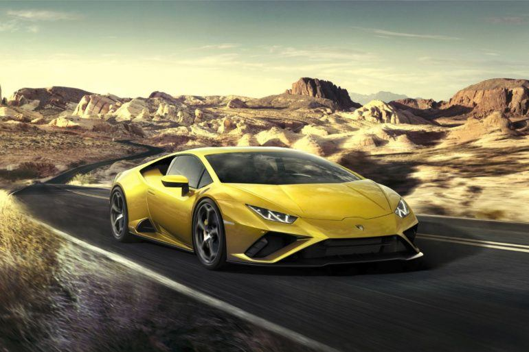Lamborghini Huracán EVO Rear Wheel Drive 16