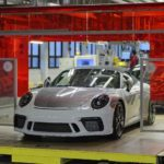 Last Porsche 911 of the 991 generation comes off the production line 2
