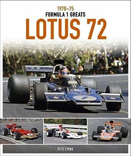 Lotus 72 Cover