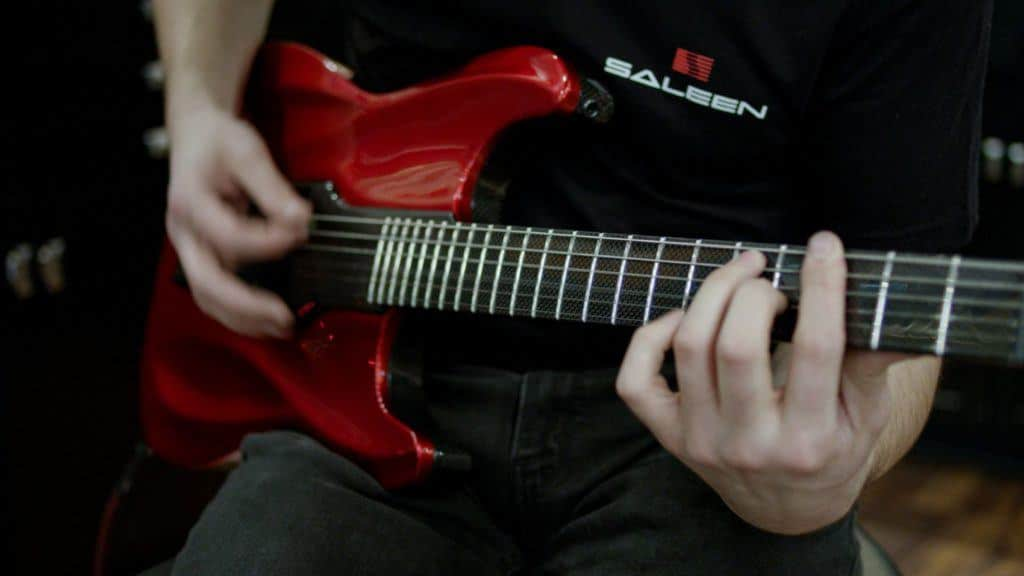 Saleen Fender 14