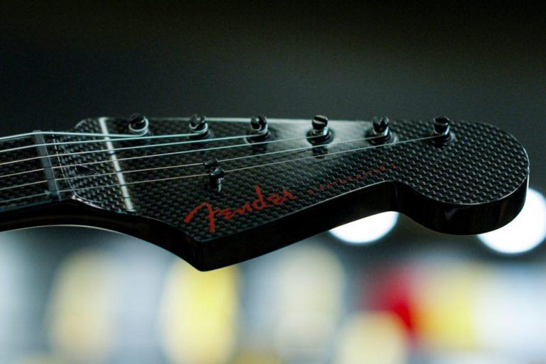 Meet The Fender Stratocaster 1 & The Supercar That Inspired It 20