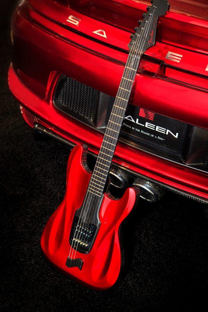 Saleen Fender 2