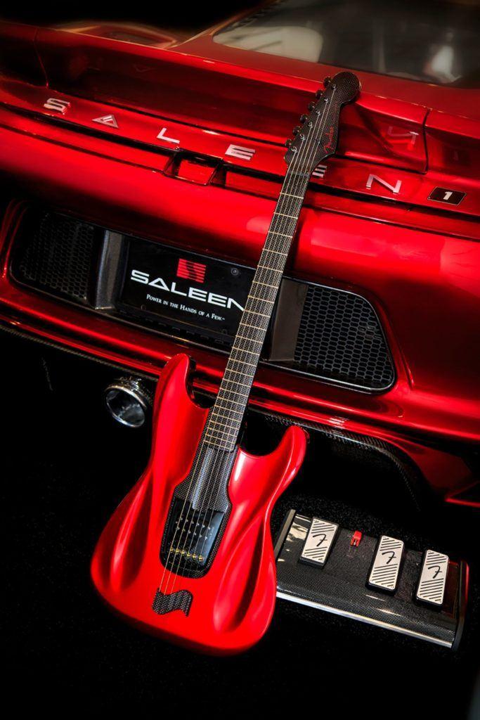 Saleen Fender 3