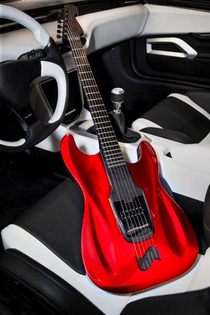 Saleen Fender 5
