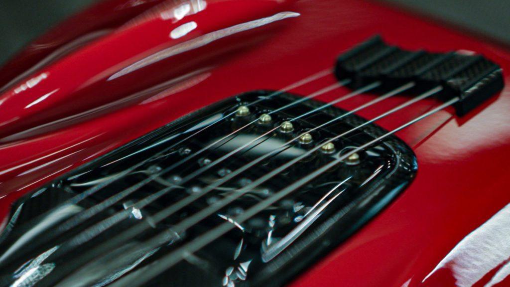 Saleen Fender 8