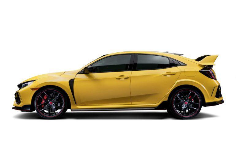 01 2021 Honda Civic Type R Limited Edition