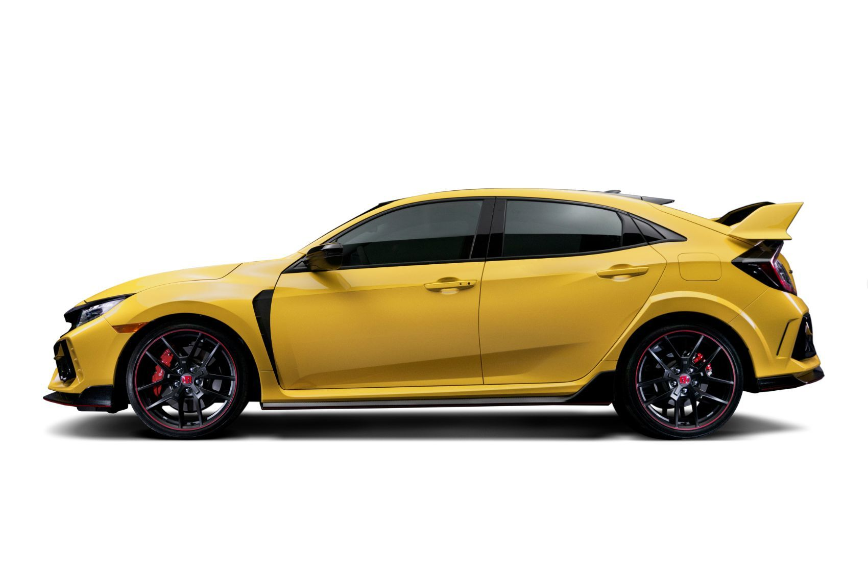 01 2021 Honda Civic Type R Limited Edition