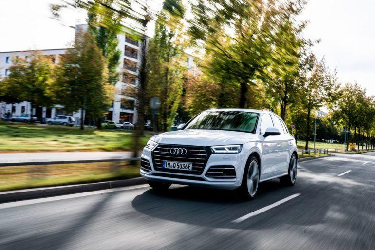 2020 Audi Q5 TFSI e 11