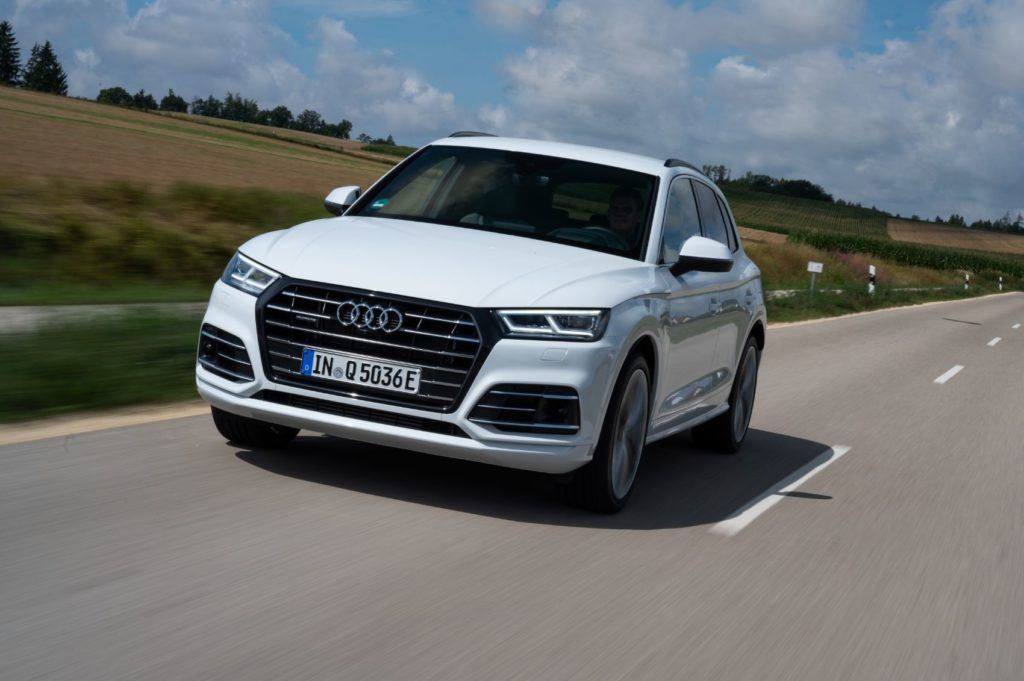 2020 Audi Q5: New Plug-In Hybrid Option Now Available 24