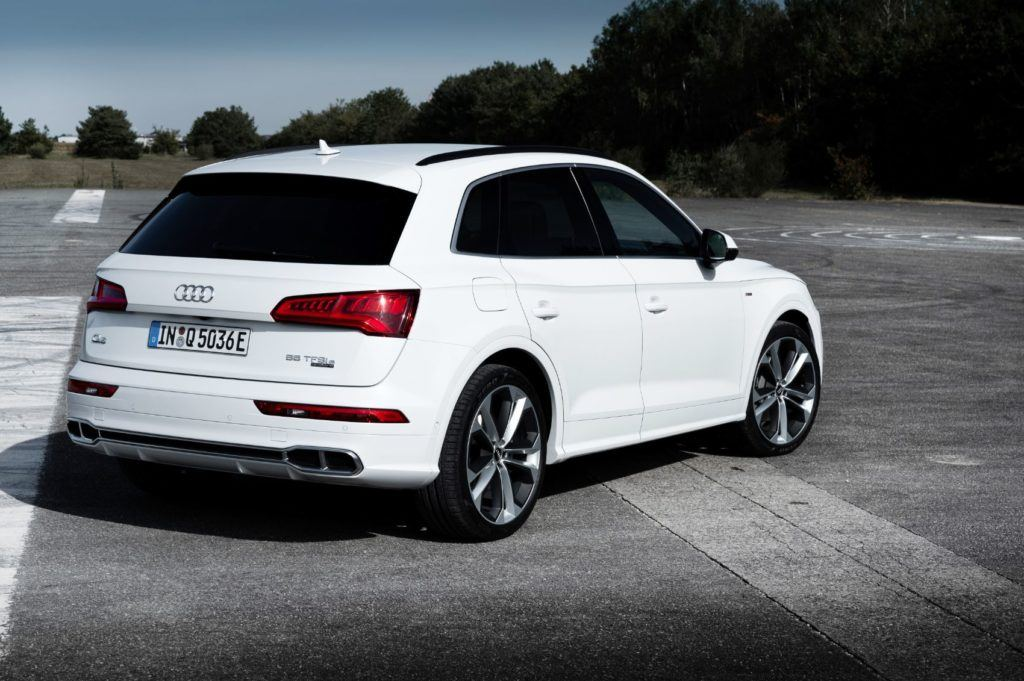 2020 Audi Q5: New Plug-In Hybrid Option Now Available 19