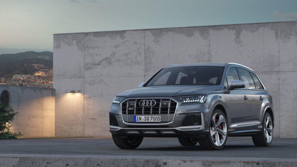 2020 Audi SQ7 11