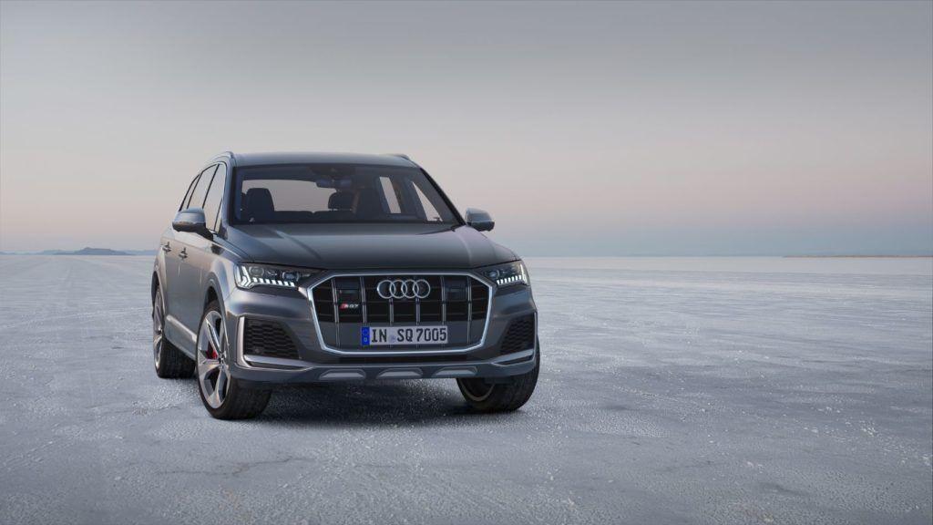2020 Audi SQ7 5