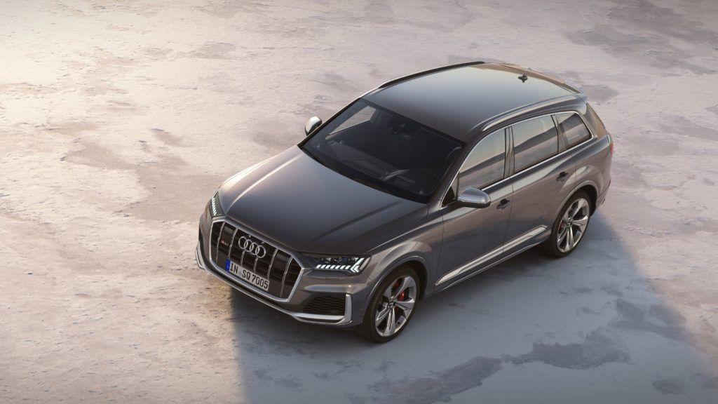 2020 Audi SQ7 8