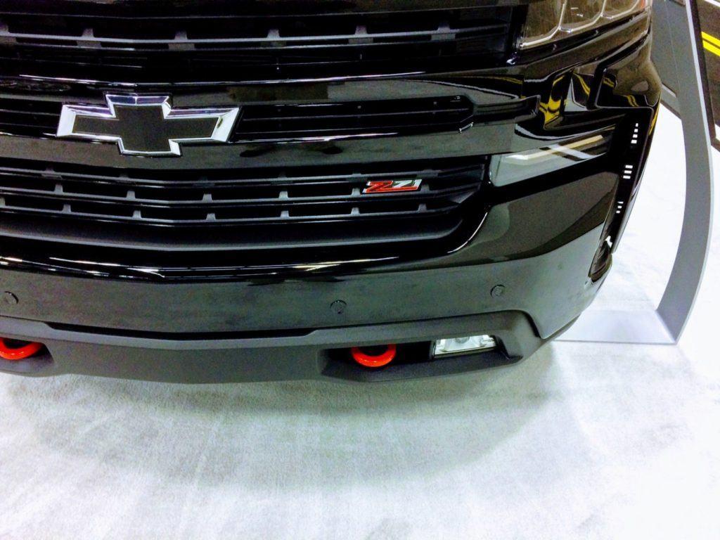 2020 Chevy Silverado Portland Auto Show 4