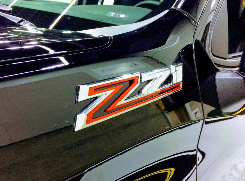 2020 Chevy Silverado Portland Auto Show 5
