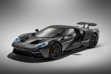 2020 Ford GT Liquid Carbon 6