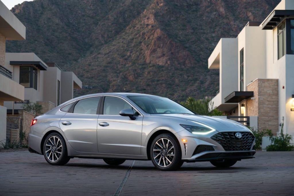 2020 Hyundai Sonata Limited 13