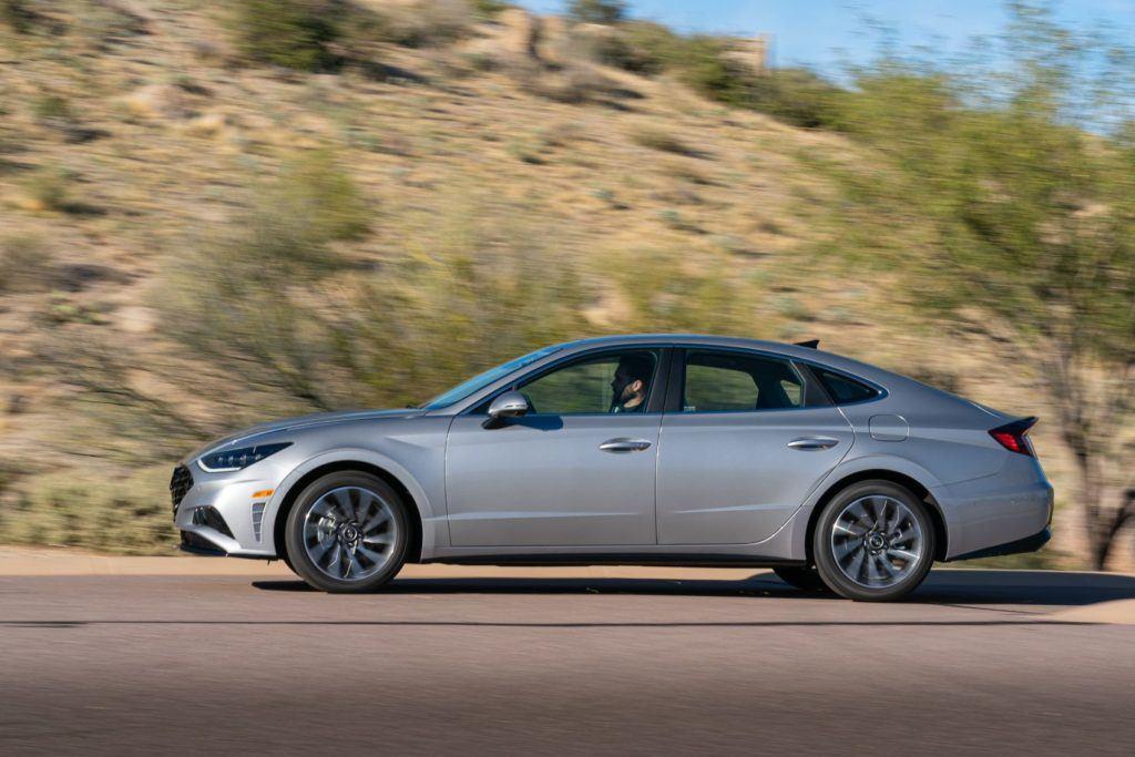 2020 Hyundai Sonata Limited 20
