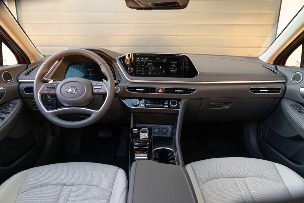 2020 Hyundai Sonata Limited 26