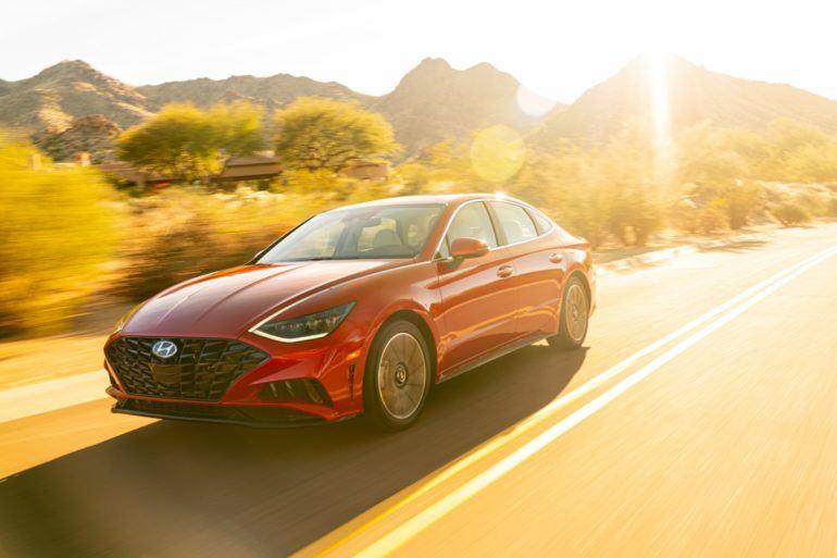 2020 Hyundai Sonata Limited Review: Near Perfect Sedan For Everyday Life 17